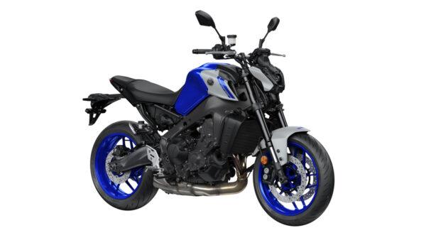 CocMotors – Yamaha MT09 2021 blue