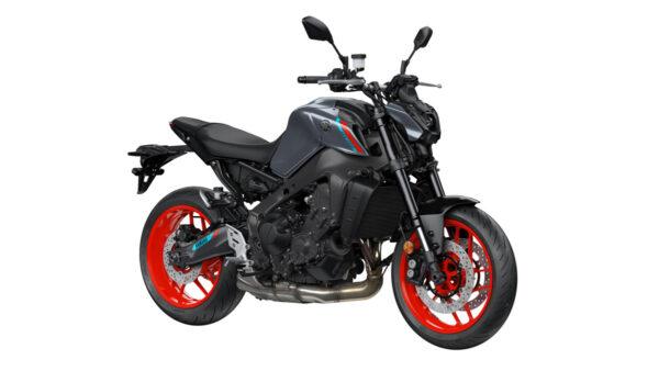 CocMotors – Yamaha MT09 2021 orng