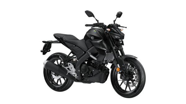 CocMotors – Yamaha MT125 2021 blck