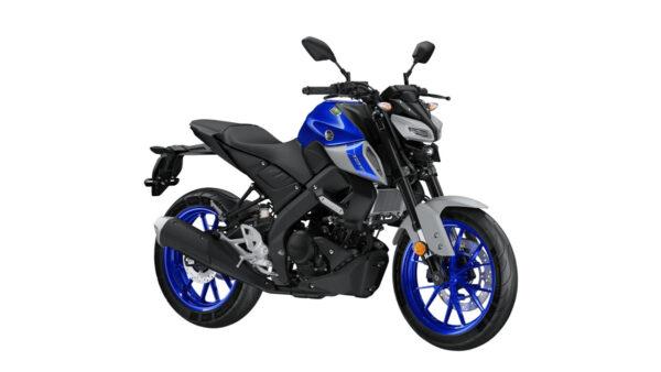 CocMotors – Yamaha MT125 2021 blue