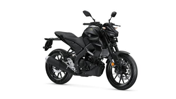 MT 125 Tech Black