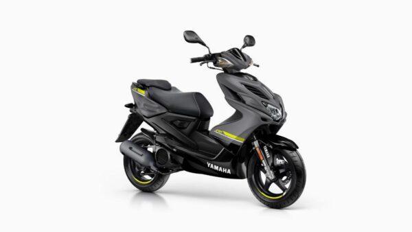 CocMotors-Yamaha-AEROX4MattGreyFront
