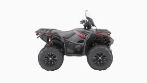 CocMotors - Yamaha Grizzly 700 EPS LE