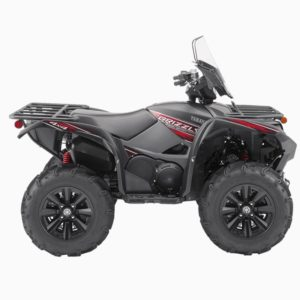 CocMotors - Yamaha Grizzly 700 EPS LE