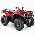 CocMotors - Yamaha Grizzly350 2WD