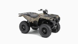 CocMotors - Yamaha Grizzly 700 EPS Alu Wheels