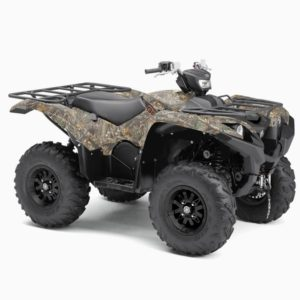 CocMotors - Yamaha Grizzly 700 EPS Alu Wheels
