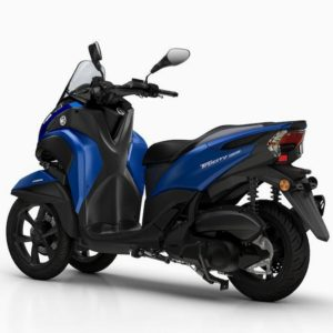 CocMotors - Yamaha Tricity 125