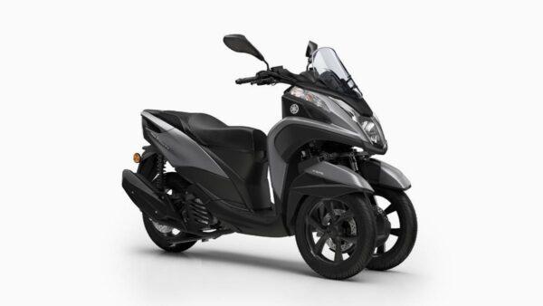 CocMotors-Yamaha-MW155MattGreyFront