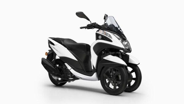 CocMotors-Yamaha-MW155WhiteFront