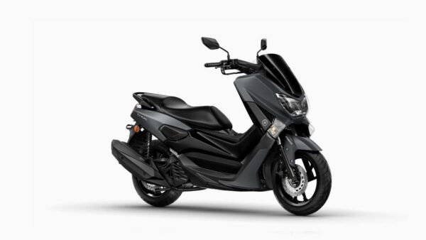 CocMotors-Yamaha-NMAX125GreyFront