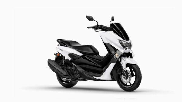 CocMotors-Yamaha-NMAX125WhiteFront