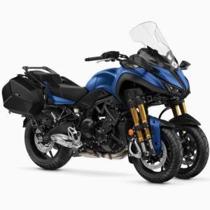 CocMotors - Yamaha Niken GT Matte Phantom Blue