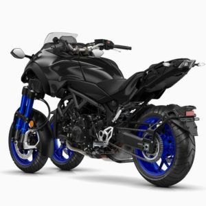 CocMotors - Yamaha Niken Graphite