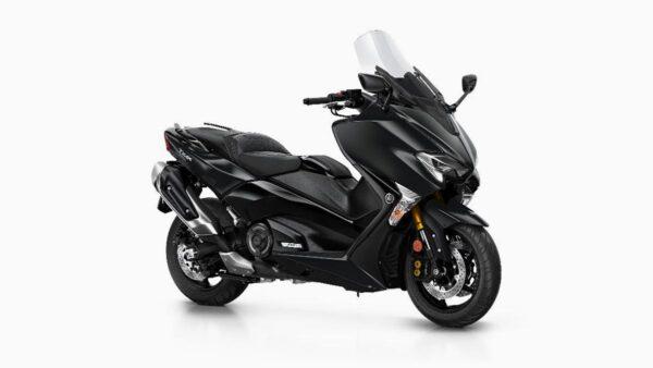 CocMotors-Yamaha-TMAXDXFrontBlack