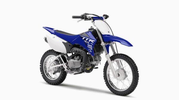 CocMotors-Yamaha-TT-R110EFront