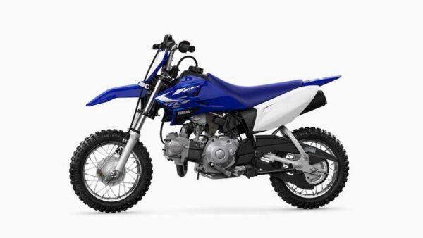 CocMotors-Yamaha-TT-R50ESide