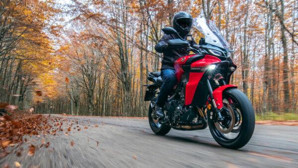 CocMotors – Yamaha Tracer 9 2021 beauty