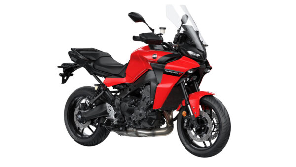 CocMotors – Yamaha Tracer 9 2021 red