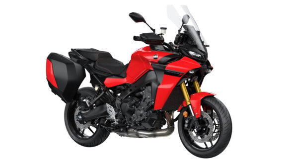 CocMotors – Yamaha Tracer 9 GT 2021 red