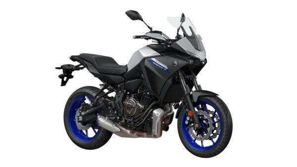 CocMotors – Yamaha Tracer7 2021 Icon Grey