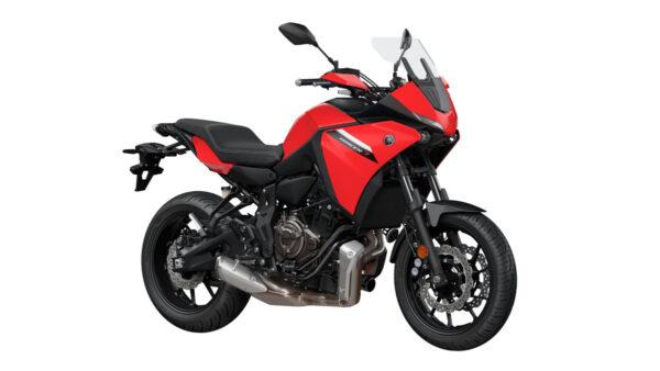 CocMotors – Yamaha Tracer7 2021 redline