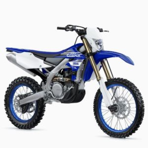 CocMotors - Yamaha WR250F