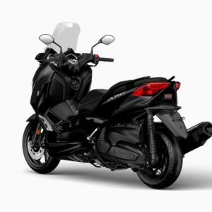 CocMotors - Yamaha XMAX 400 Iron Max