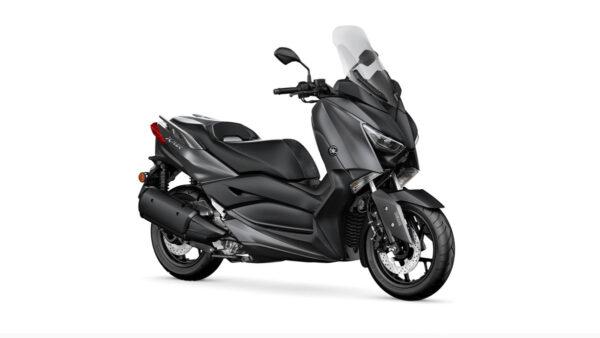 CocMotors – Yamaha XMAX300 2021 sonic grey
