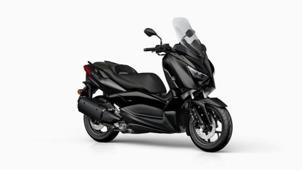 CocMotors-Yamaha-XMAX300IRONMAXSwordGreyFront