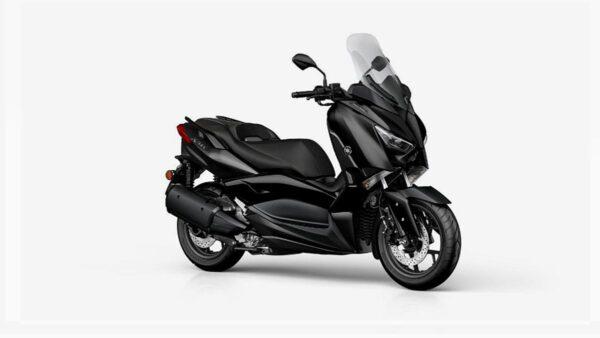 CocMotors-Yamaha-XMAX400BlaCKFront