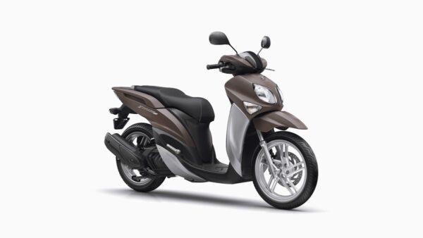 CocMotors-Yamaha-Xenter-125-brown