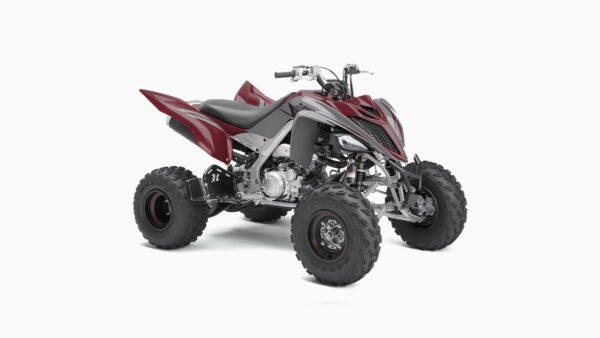 CocMotors-Yamaha-YFM700RSERedFront