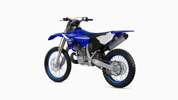 CocMotors-Yamaha-YZ250Back