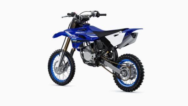 CocMotors-Yamaha-YZ85LWBack