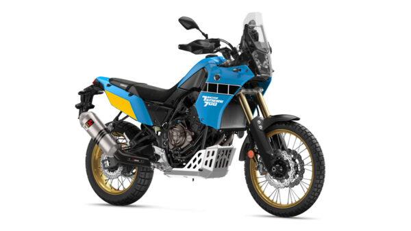 CocMotors – Yamaha Tenere 700 Rally Edition 2021