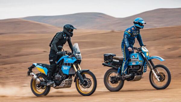 CocMotors – Yamaha Tenere 700 Rally Edition 2021 beauty