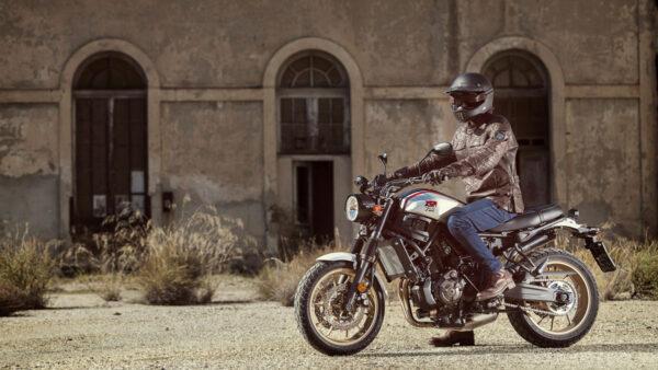 CocMotors – Yamaha XSR700 2021 xtrib beauty